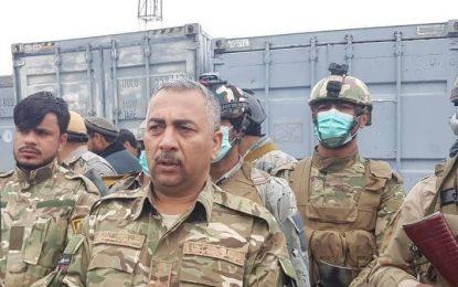 فرمانده جدید پولیس هرات دستور شلیک به سمت تروریستان و سارقان را داد