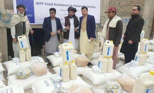 اختصاص کمک های زمستانی؛ برای ۳۰۰ فامیل بیجاشده در نیمروز